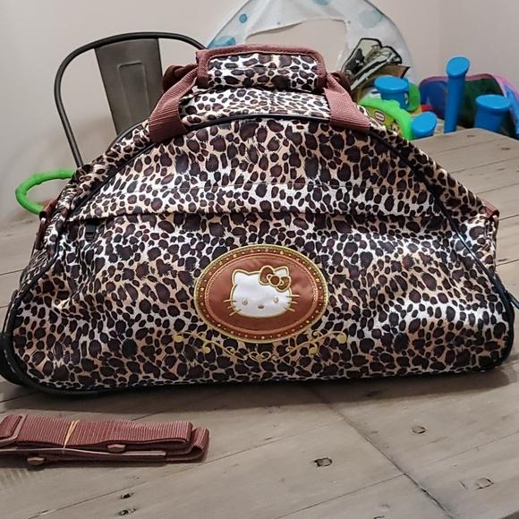 Hello Kitty Exclusive Travel Bag